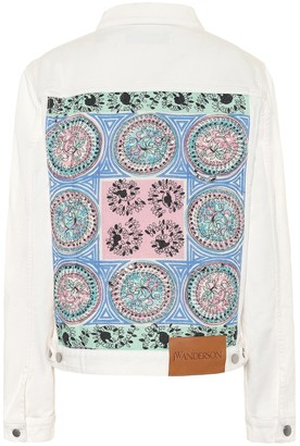J.W.Anderson Embellished denim jacket