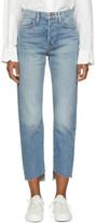 Frame Blue le Original Reverse Cascade Jeans