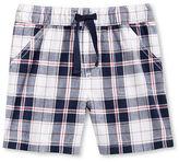 First Impressions Fi Patriotic Plaid Shorts