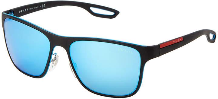 d4de0468493 Black Square Sunglasses - ShopStyle