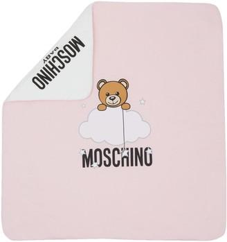 MOSCHINO KID Baby blankets