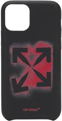 Off-White Stencil Arrows Pvc Iphone 11 Pro Cover