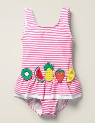 Novelty Applique Swimsuit