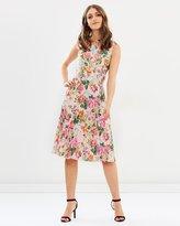 Review Lady Flounce Dress