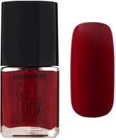 Forever 21 Deep Red Gel Look Nail Polish