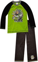 Toy Story Boys Buzz Light Year Full Length Pajamas Age 4 to 8 Years