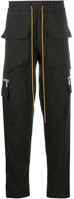 Rhude Slim Cargo Trousers