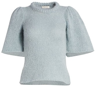 Stine Goya Hesper Puff Sleeve Sweater