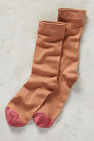 Bonne Maison Brown Crew Socks