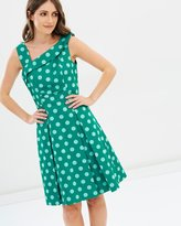 Review Midori Spot Dress