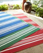 Ralph Lauren Home Harborview Stripe Indoor/Outdoor Rug, 9' x 12'