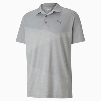 Puma Alterknit Men's Jacquard Polo