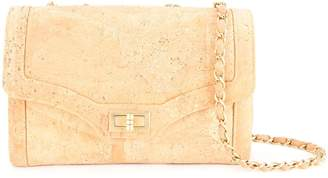 Chanel Pre-Owned 2000-2002 quilted chain shoulder bag