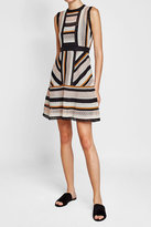 M Missoni Knit Lace Dress with Cotton