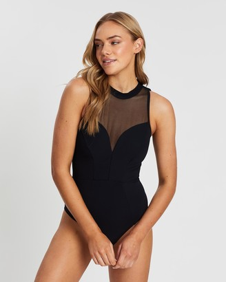 Jets Conspire DD-E High Neck One-Piece