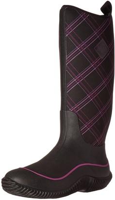 Muck Boots Womens Hale (Plaid) Wellington Boots