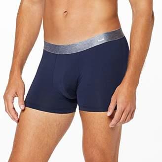 Calida Men's Performance Evo Boxer Shorts, (Peacoat Blue 488), Large