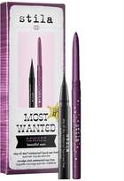 Stila Most Wanted Vol. II Eye Liner Duo