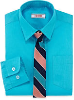 Izod Dress Shirt and Tie Set - Preschool Boys 4-7