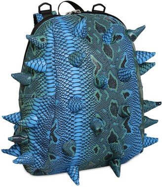 MadPax Spike Faux Leather Backpack