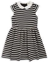 Kate Spade Girls 7-16 Kimberly Striped Dress