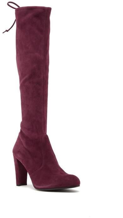 81e0331f63ad Stuart Weitzman Stretch Suede Boots - ShopStyle