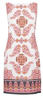 Dorothy Perkins Womens **Billie & Blossom Paisley Print Shift Dress