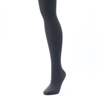 Apt. 9 Plus Size Opaque Control-Top Tights