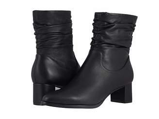 Trotters Krista (Black Italian Coronet) Women's Boots