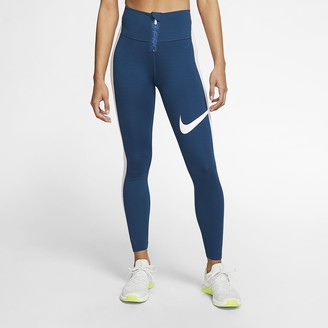 Nike Women's 7/8 Training Tights Power Icon Clash