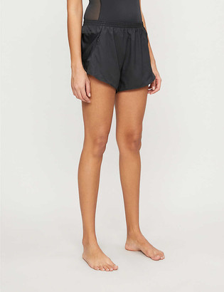 THINX stretch-jersey training shorts