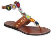 Mia Women's Athena Embellished Sandal