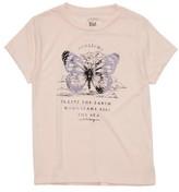 Billabong Girl's Butterfly Graphic Tee