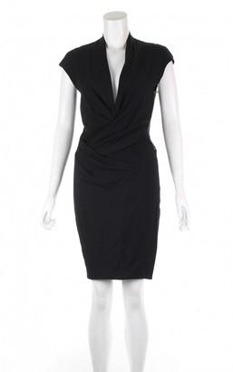 Helmut Lang \N Black Wool Dresses