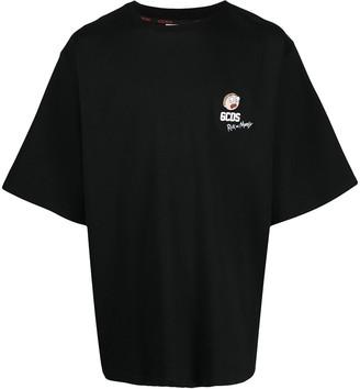 GCDS x Rick & Morty cotton T-shirt