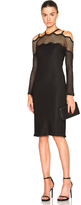 CHRISTOPHER ESBER Dream Catcher Long Sleeve Dress