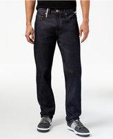 Sean John Men's Reverse Denim Jeans