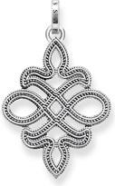 Thomas Sabo Rebel at Heart sterling silver pendant