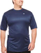 Champion Contrast Short-Sleeve Tee - Big & Tall