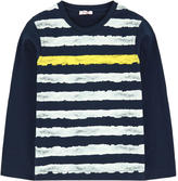 Il Gufo T-shirt with a print