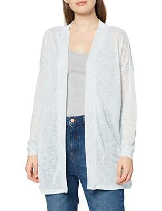 Vero Moda Women's Vmsunshine Ls Open Cardigan A Long Sleeve Cardigan,36 (Manufacturer size: Small)