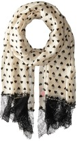 Betsey Johnson Reckless Heart Day Wrap
