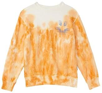 Molo Mattis (Little Kids/Big Kids) (Sunset Orange) Boy's Sweatshirt