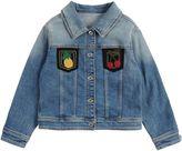 Gucci Denim outerwear - Item 42613774
