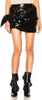 Marques Almeida Marques ' Almeida Knotted Mini Skirt