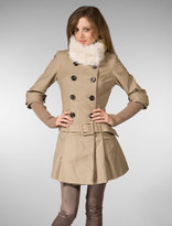 Coco Coat in Fawn