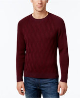 Tommy Bahama Men's Ocean Crest Lattice Knit Sweater