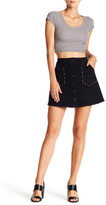 Jolt Stud Mini Skirt