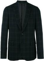 Paul Smith checked blazer - men - Cupro/Wool - 36