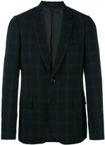 Paul Smith checked blazer - men - Wool/Cupro - 38